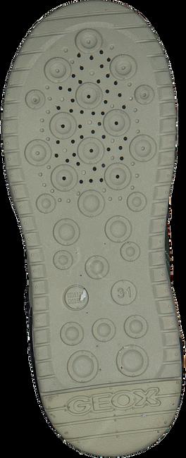 Grüne GEOX Sneaker J947QA  - large