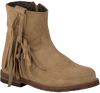 Taupe CLIC! Langschaftstiefel CL9064 - small