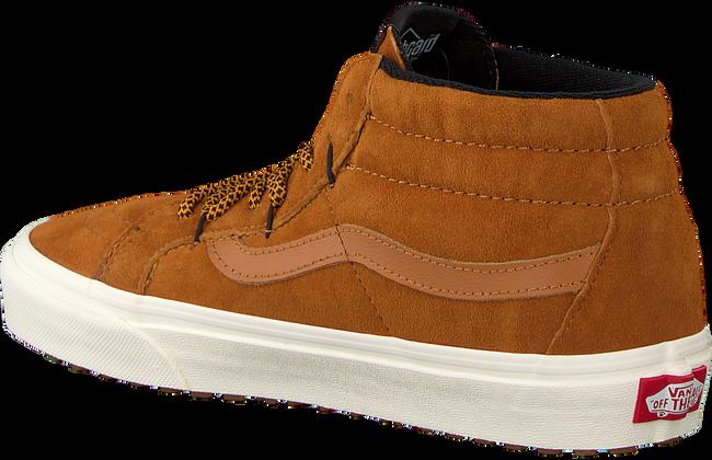 Cognacfarbene VANS Sneaker SKU8 MID REISSUE SKU8 MID REIS - large