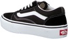 Schwarze VANS Sneaker UY OLD SKOOL PLATFORM KID  - small