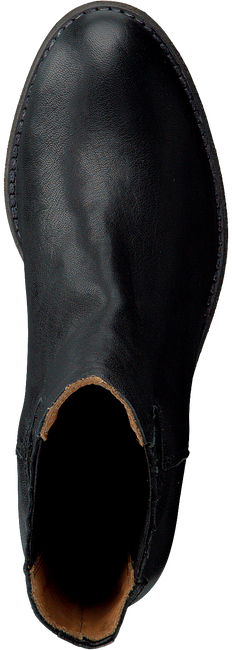 Schwarze SHABBIES Stiefeletten 182020094 - large