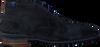 Blaue FLORIS VAN BOMMEL Schnürboots 10629  - small