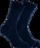 Blaue MARCMARCS Socken ANDREAS  - small