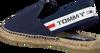 Blaue TOMMY HILFIGER Espadrilles CHUNKY TAPE SLINGBACK  - small