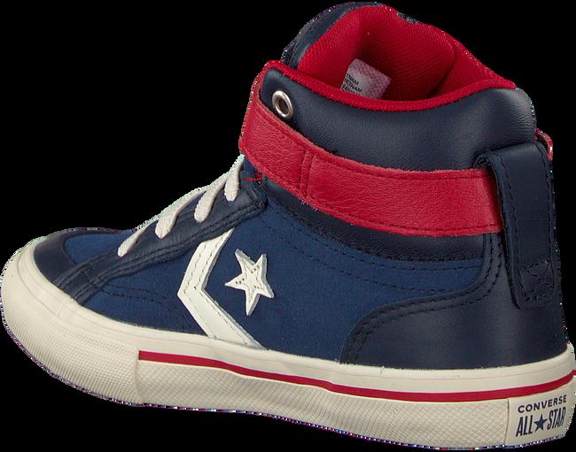 Blaue CONVERSE Sneaker PRO BLAZE STRAP HI KIDS - large