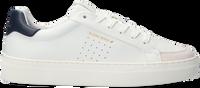 Weiße BJORN BORG Sneaker low T1600 CLS M  - medium