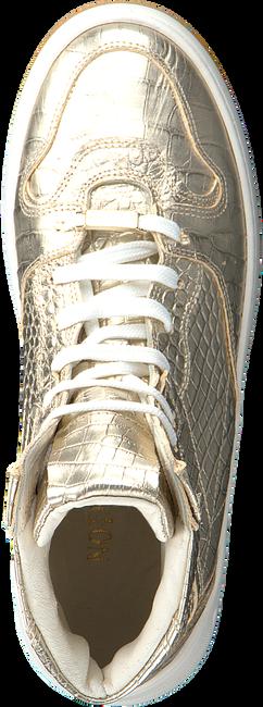 Goldfarbene NOTRE-V Sneaker high 00-400  - large