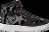 Schwarze VINGINO Sneaker LOTTE MID  - small