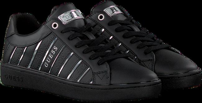 Schwarze GUESS Sneaker low BOLIER  - large