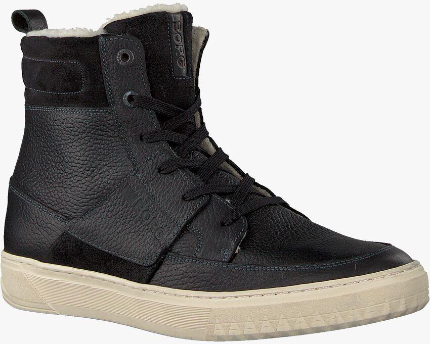 Schwarze BJORN BORG Sneaker COLLIN HIGH  - larger