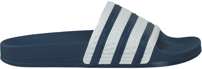 Blaue ADIDAS Zehentrenner ADILETTE DAMES - large