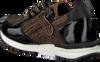 Schwarze PINOCCHIO Sneaker P1624 - small