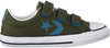 Grüne CONVERSE Sneaker STAR PLAYER 3V OX KIDS - small