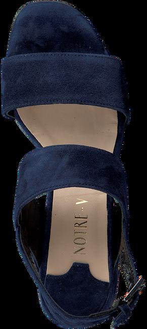 Blaue NOTRE-V Sandalen AWEY  - large