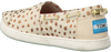 Beige TOMS Slipper BIMINI I - small