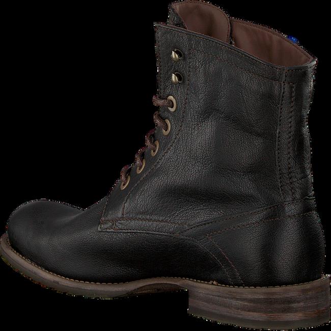Schwarze FLORIS VAN BOMMEL Ankle Boots 10751 - large