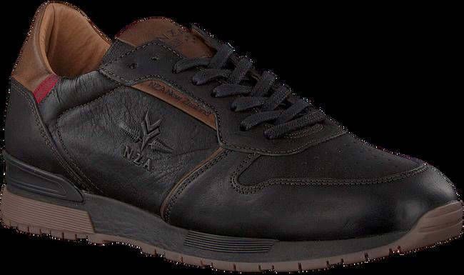 Schwarze NEW ZEALAND AUCKLAND Sneaker KUROW BND M - large
