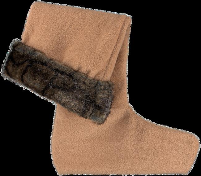 Braune DUBARRY Socken CHEETAH - large