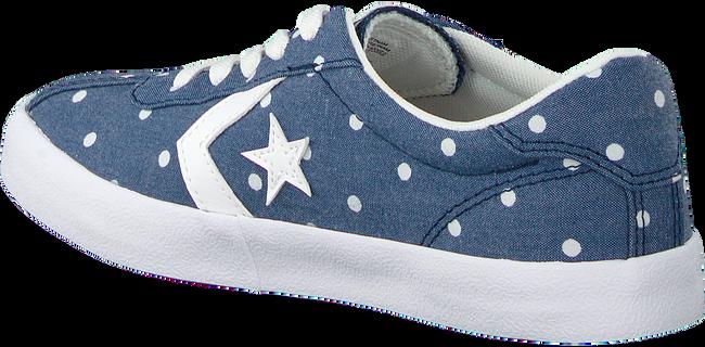 Blaue CONVERSE Sneaker BREAKPOINT OX KIDS - large