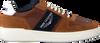 Cognacfarbene PME Sneaker low FLETTNER  - small