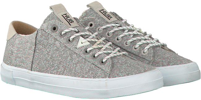 Graue HUB Sneaker HOOK-W - large