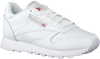 Weiße REEBOK Sneaker CL LEATHER WMN - small