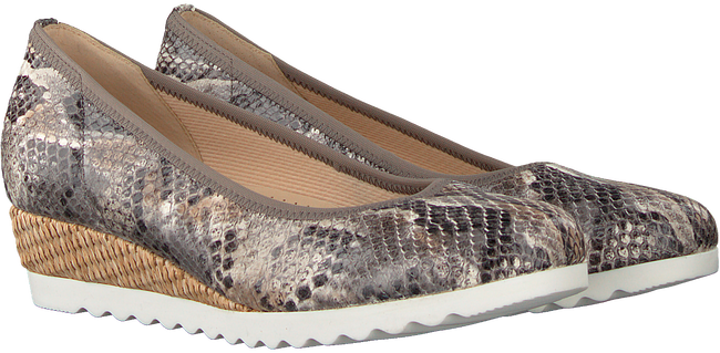 Graue GABOR Slipper 641  - large