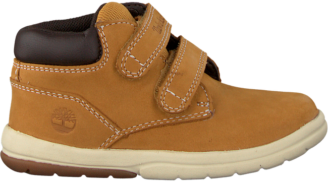 Camelfarbene TIMBERLAND Ankle Boots NEW TODDLE TRACKS H KIDS - large