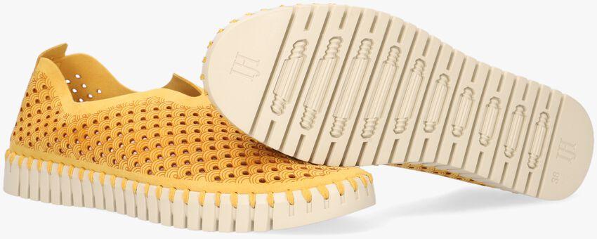 Gelbe ILSE JACOBSEN Loafer TULIP 3275  - larger
