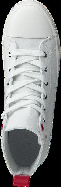Weiße GUESS Sneaker high BOKAN  - large