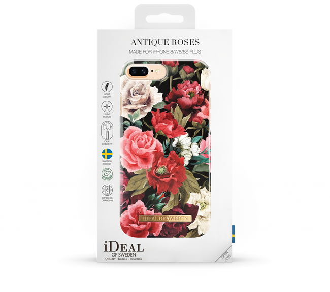 IDEAL OF SWEDEN Handy-Schutzhülle FASHION CASE IPHONE 7/7S&6/6S - large