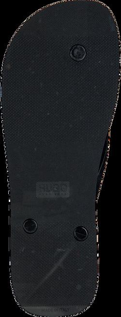 Schwarze HUGO Pantolette ONFIRE THNG RBLG1  - large