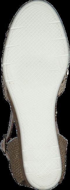 Weiße UNISA Espadrilles JERSEI  - large