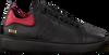 Schwarze NUBIKK Sneaker ROX PHANTOM - small