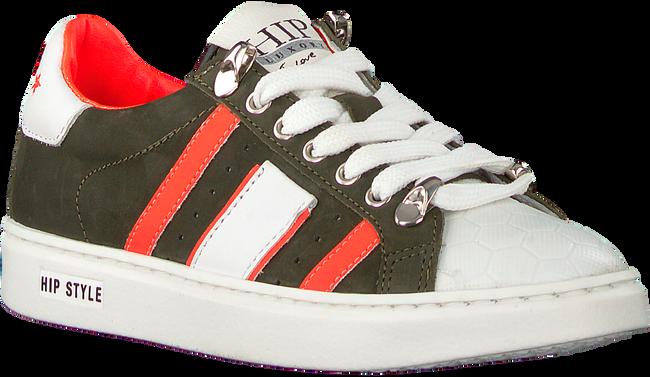 Grüne HIP Sneaker low H1344  - large