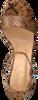 Cognacfarbene NOTRE-V Sandalen 17242\RIV  - small