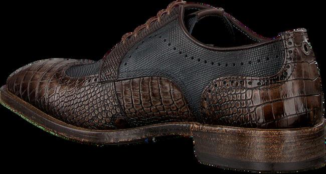 Braune GIORGIO Business Schuhe HE974156  - large
