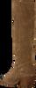 Braune BRONX Stiefeletten LOW-KOLE 14186  - small