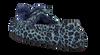 Blaue RUBY BROWN Hausschuhe 1827 - small