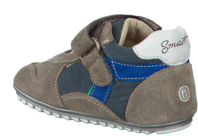 Graue SHOESME Babyschuhe BP7W094 - large