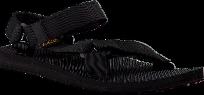 Black TEVA shoe 1004010  - large