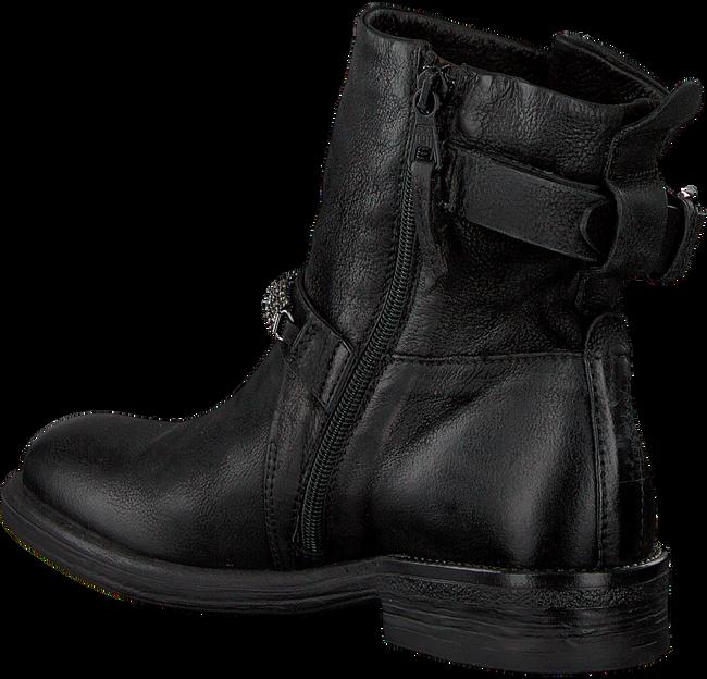 Schwarze MJUS Biker Boots 971241 SOLE PAL - large