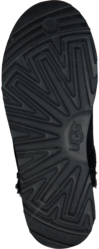 Schwarze UGG Stiefeletten CLASSIC CUFF MINI - larger