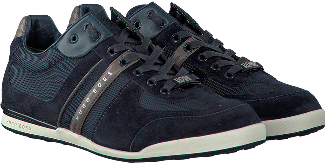 Blaue HUGO BOSS Sneaker AKEEN - large