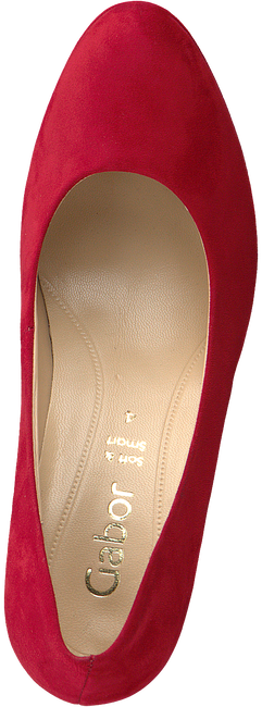 Rote GABOR Pumps 270  - large