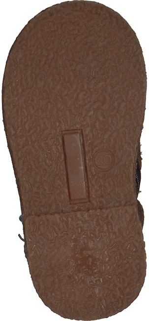 Cognacfarbene BUNNIES JR Langschaftstiefel CODY CLASSIC - large