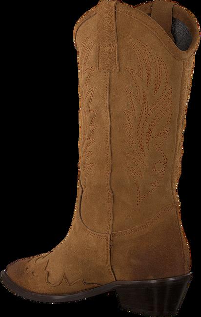 Cognacfarbene OMODA Cowboystiefel 00197 - large