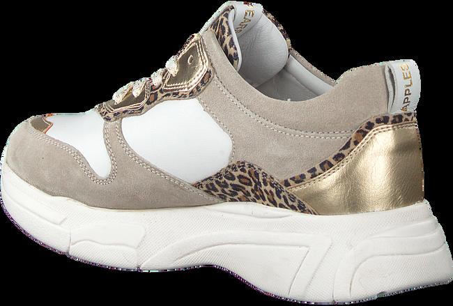 Goldfarbene APPLES & PEARS Sneaker low FARAH  - large