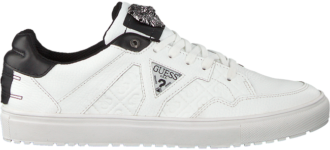 Weiße GUESS Sneaker BRIAN  - large