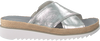 Silberne GABOR Pantolette 722.2 - small
